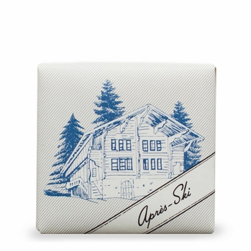 Izola Triple Milled Single Soap in Ski