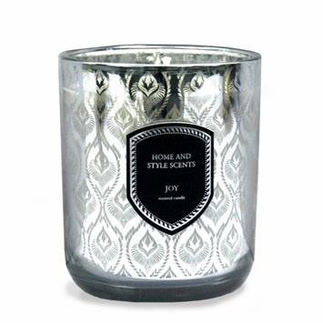 Jordan Carlyle Color Candle in Joy (Tobacco and Fresh Citrus)