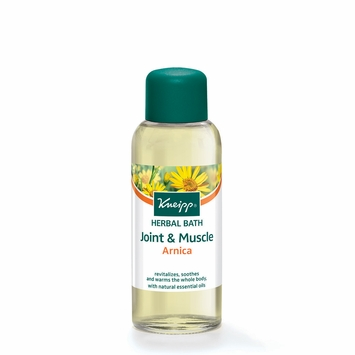 Kneipp Herbal Bath Oils in Arnica (Joint & Muscle)