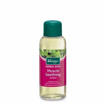 Kneipp Herbal Bath Oils in Juniper (Muscle Soothing)