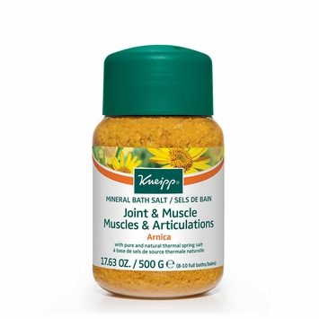 Kneipp Thermal Springs Bath Salts in Arnica (Joint & Muscle)
