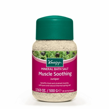 Kneipp Thermal Springs Bath Salts in Juniper (Muscle Soothing)
