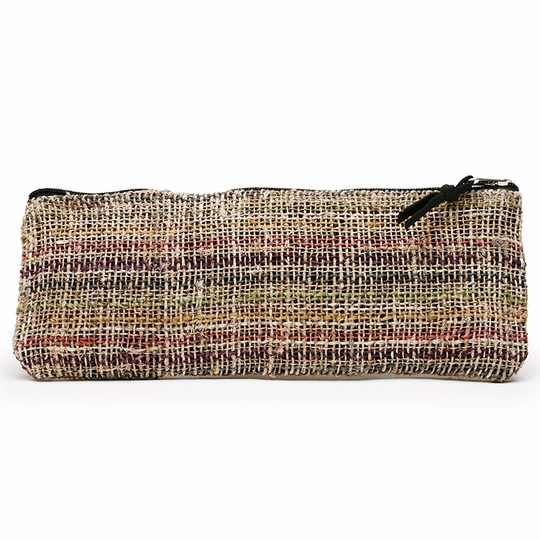 Lama Li Eco Hemp Brush Bag ( Colored )