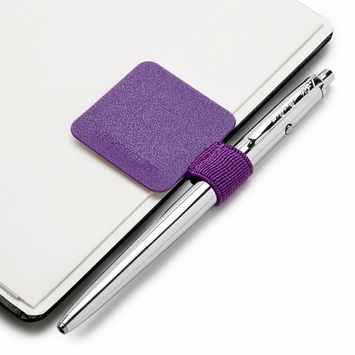 Leuchtturm1917 Pen and Pencil Loop in Lavender