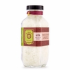 Lotus Love Beauty Bath Salts in Glass Bottle
