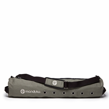 Eco Manduka Small Yoga MatSak in Sage