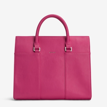 Eco Matt & Nat Avery Bag in Fuchsia