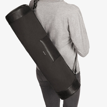 Eco Matt & Nat Gene Yoga Bag in Black