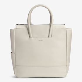 Eco Matt & Nat Percio Bag in Mist