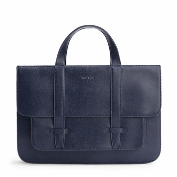 Eco Matt & Nat Rehe Bag in Midnight