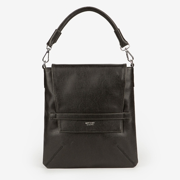 Eco Matt & Nat Riley Bag in Black