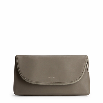 Eco Matt & Nat Robby Clutch in Sage