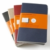 Moleskine Cahier Pocket Ruled Notebook (set of 3) (3.5 x 5.5)
