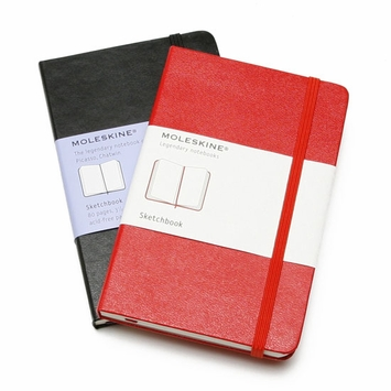 Moleskine Classic Pocket Sketchbook (3.5 x 5.5)
