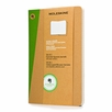 Moleskine Evernote Cahier Large Squared Journal (Set of 2) (5.1 x 8.3)