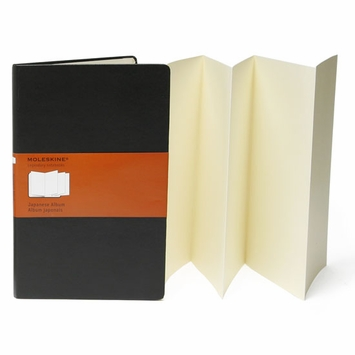 Moleskine Large Japanese Notebook (5 x 8.25)