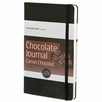 Moleskine Passions Chocolate Journal (5 x 8.25)