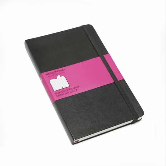 Moleskine Pocket Storyboard Notebook (3.5 x 5.5)