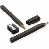 Moleskine Wood Pencils (set of 2 + sharpener)
