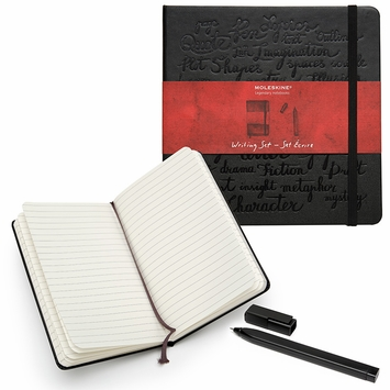 Moleskine Writing Gift Box Set (7.5 x 7.75)