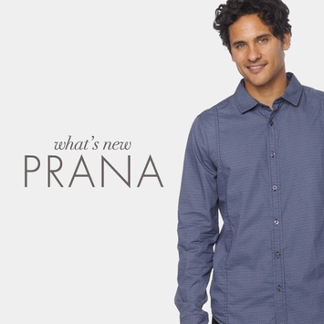 New prAna for Men