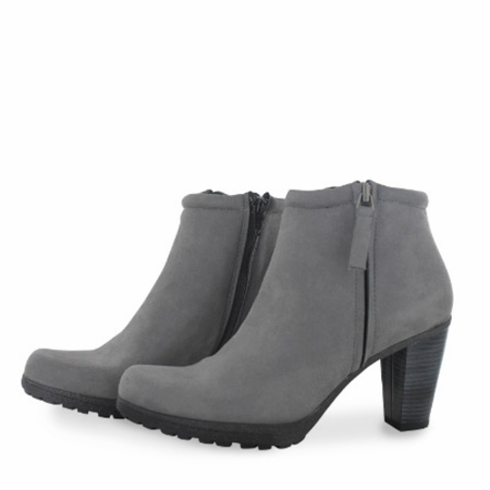 Novacas Isabel Ankle Boot ( Grey )