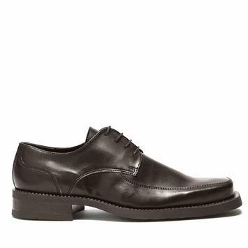 Novacas Justin Lace-up Shoe in Brown