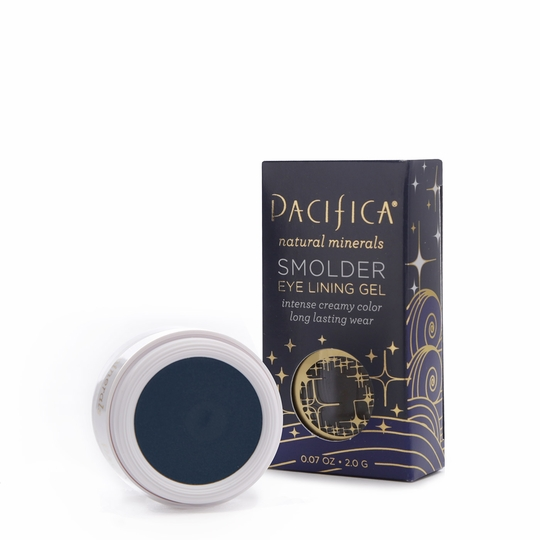 Pacifica Smolder Eye Lining Gel ( Midnight )