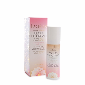 Pacifica Ultra CC Cream SPF in Light/Warm