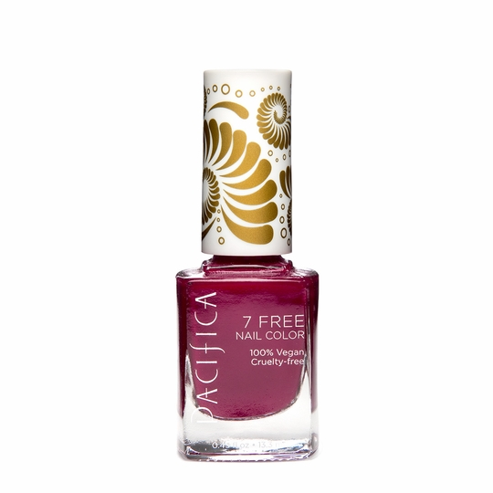 Pacifica Vegan Nail Polish - Brights ( Red Red Wine )