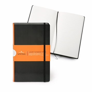 Palomino Luxury Medium Hard Cover Notebook (5 x 8.25) in Ruled