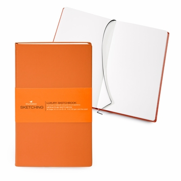 Palomino Luxury Medium Soft Cover Sketchbook (5 x 8.25)