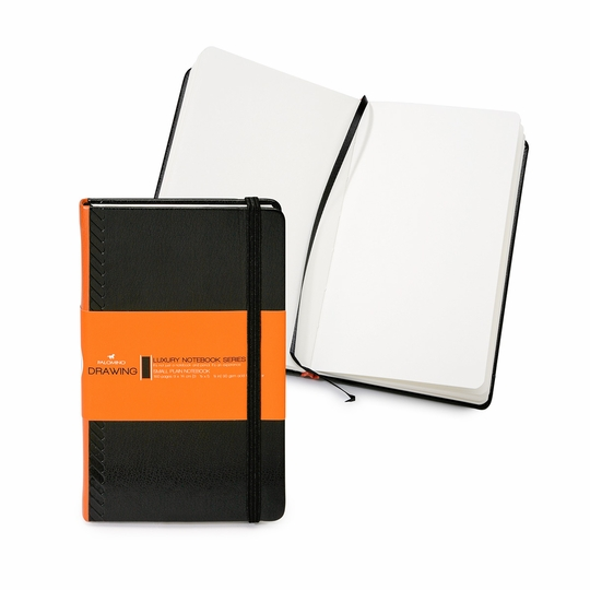Palomino Luxury Small Hard Cover Notebook (3.5 x 5.5) ( Plain )