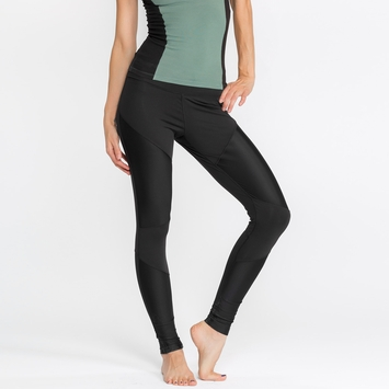Phat Buddha Lincoln Square Legging in Black
