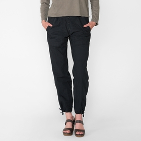 Organic Prairie Underground Band Pant in Black