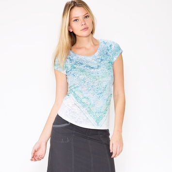 SALE / Prana Braiden Top in Retro Teal
