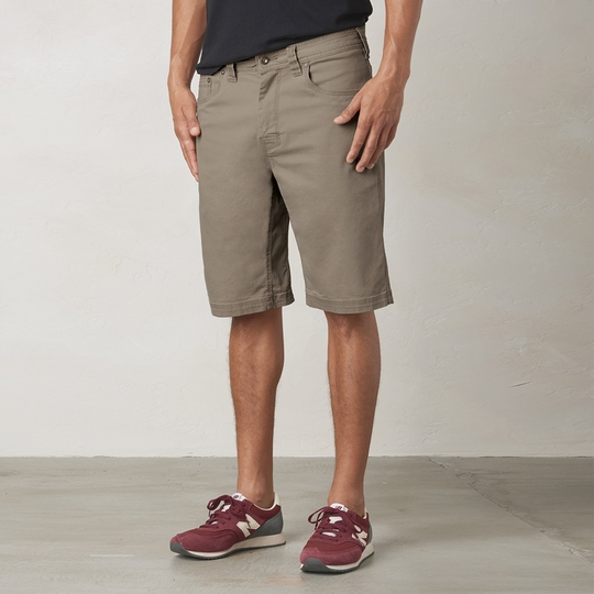 Prana Bronson Short ( Mud )