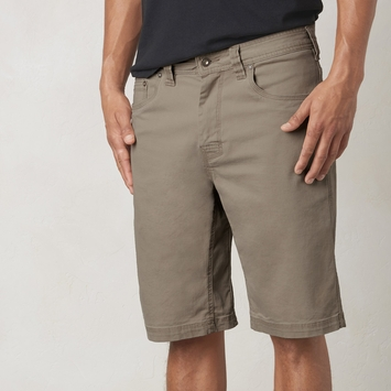 Organic Prana Bronson Short in Mud