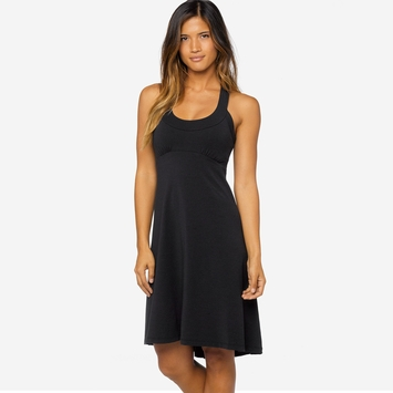 Eco Prana Cali Dress in Black