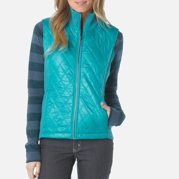 SALE / prAna Diva Vest in Dragonfly