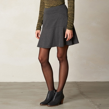 Prana Gianna Skirt in Charcoal