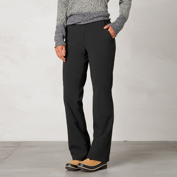 Prana Softshell Gondola Pant in Black