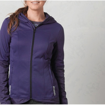 Prana Ionic Active Jacket in Indigo