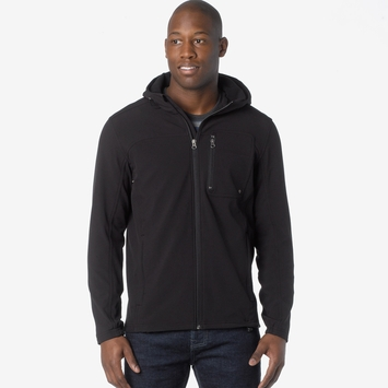 Prana Jamison Performance Jacket in Black