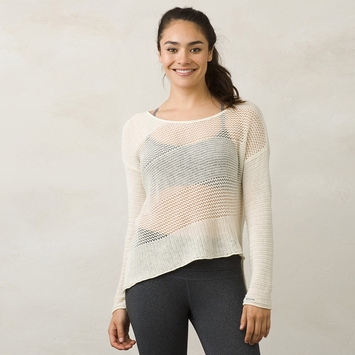 Organic Prana Liana Sweater in Winter