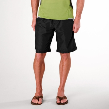 Eco Prana Mojo Short in Red