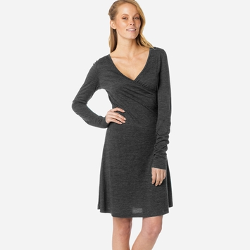 Prana Nadia Dress in Coal