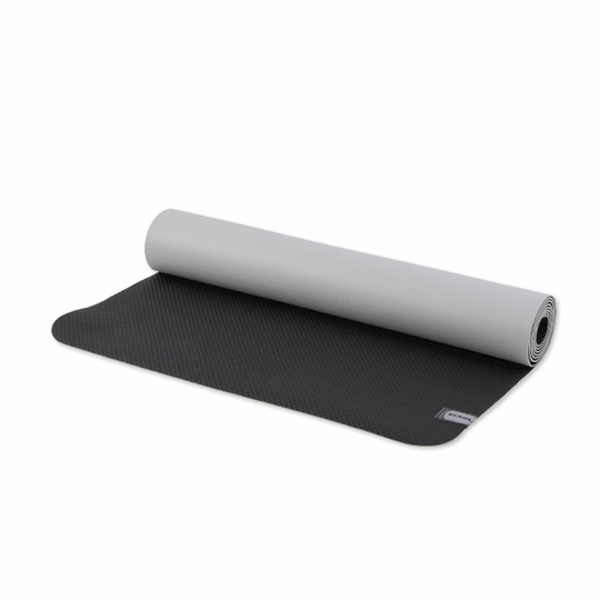 Prana Nomad Travel Yoga Mat ( Black/Vapor )