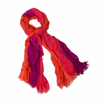 Prana Ombre Scarf in Purple