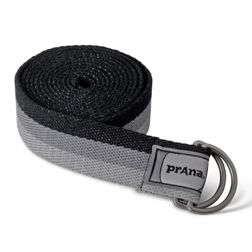 Prana Raja Yoga Strap in Black